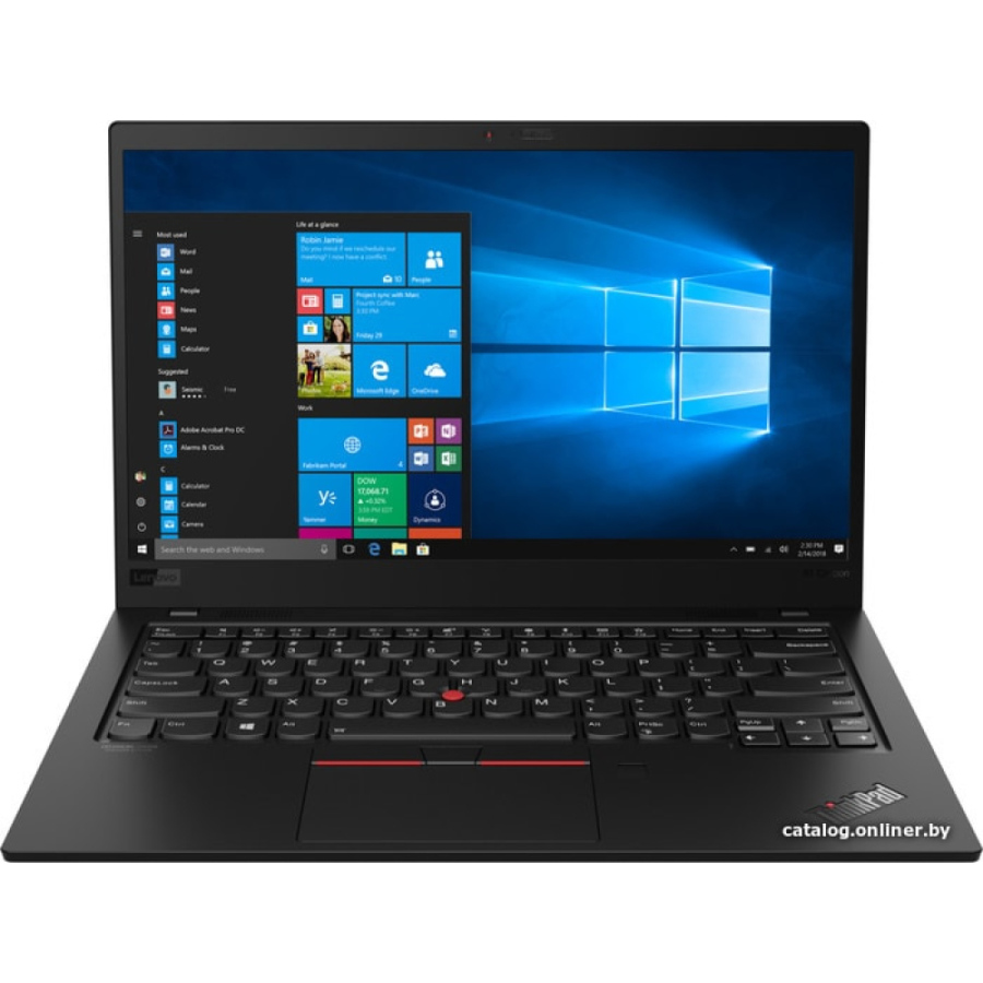 Ноутбук Lenovo ThinkPad X1 Carbon 7 20QD003KRT